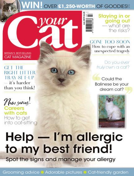 Your Cat Magazine June 14, 2019 00:00