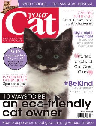 Your Cat Magazine August 2019