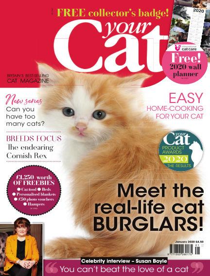 Your Cat Magazine December 14, 2019 00:00