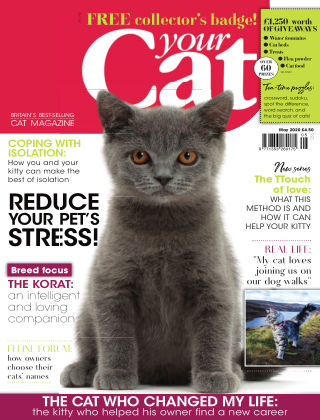 Your Cat Magazine May 2020