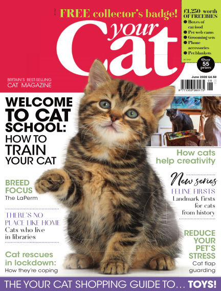 Your Cat Magazine May 15, 2020 00:00