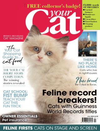 Your Cat Magazine July 2020