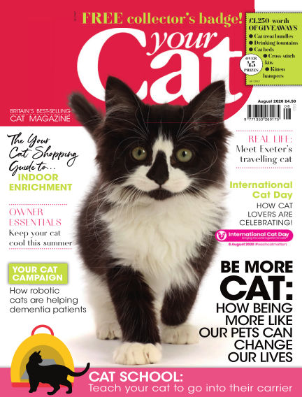 Your Cat Magazine July 15, 2020 00:00