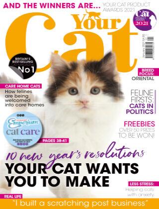 Your Cat Magazine January 2021