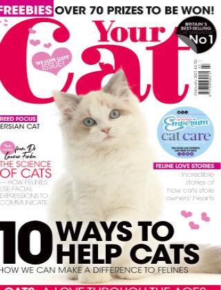 Your Cat Magazine February 2021
