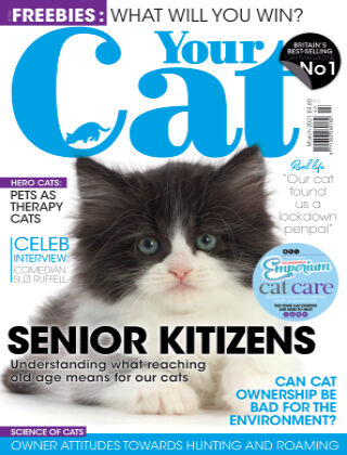 Your Cat Magazine March 2021