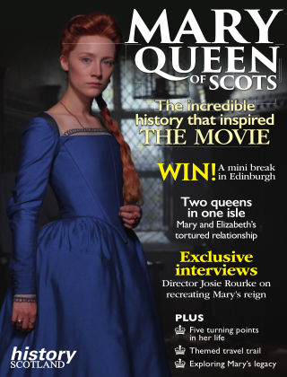 Mary Queen of Scots Issue 1