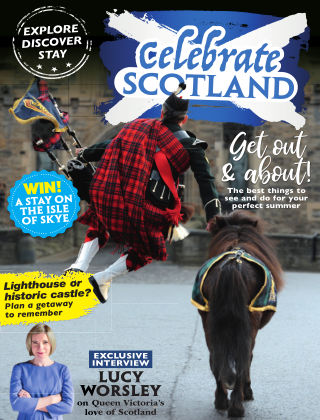 Celebrate Scotland Issue 1