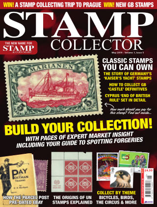 Stamp Collector May