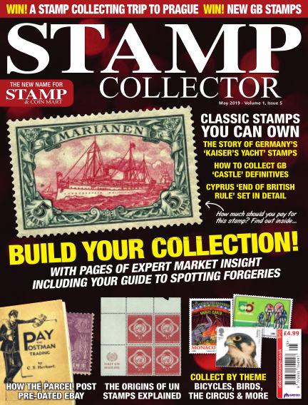 Stamp Collector April 29, 2019 00:00