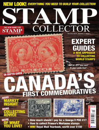 Stamp Collector Jan