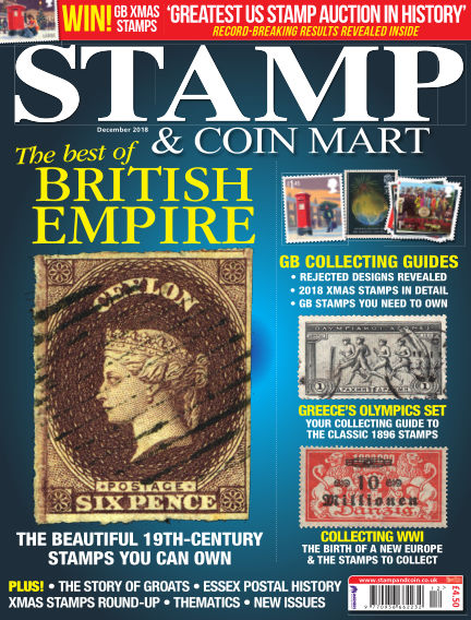 Stamp Collector November 09, 2018 00:00