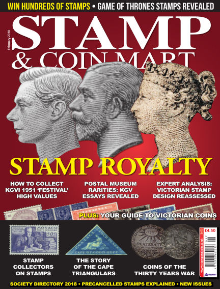 Stamp Collector January 12, 2018 00:00