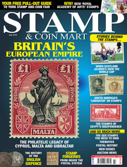 Stamp Collector June 08, 2018 00:00