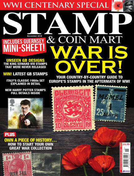 Stamp Collector October 12, 2018 00:00