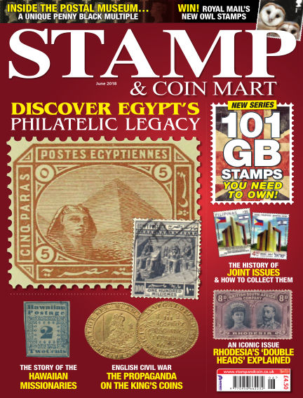 Stamp Collector May 11, 2018 00:00
