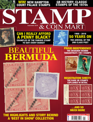 Stamp Collector Sep