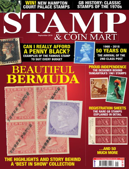 Stamp Collector August 10, 2018 00:00