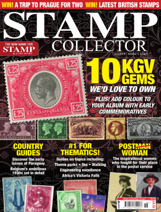 Stamp Collector June19