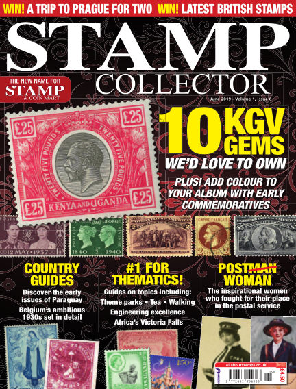 Stamp Collector May 10, 2019 00:00
