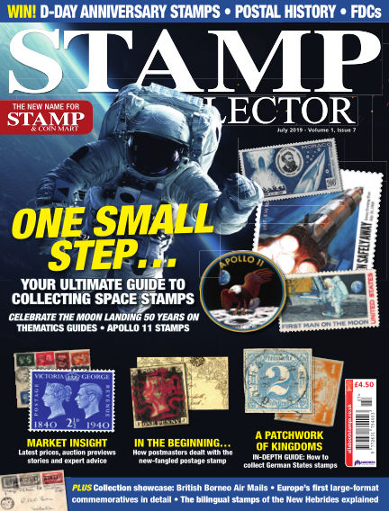 Stamp Collector June 14, 2019 00:00