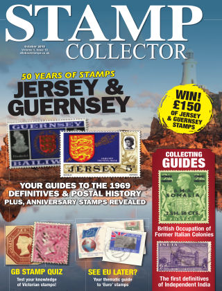 Stamp Collector OCT19