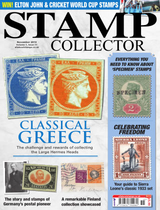 Stamp Collector Nov
