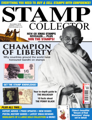 Stamp Collector DEC19