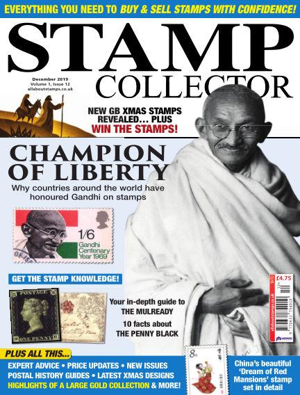 Stamp Collector November 08, 2019 00:00