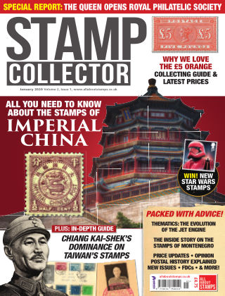 Stamp Collector January 2020