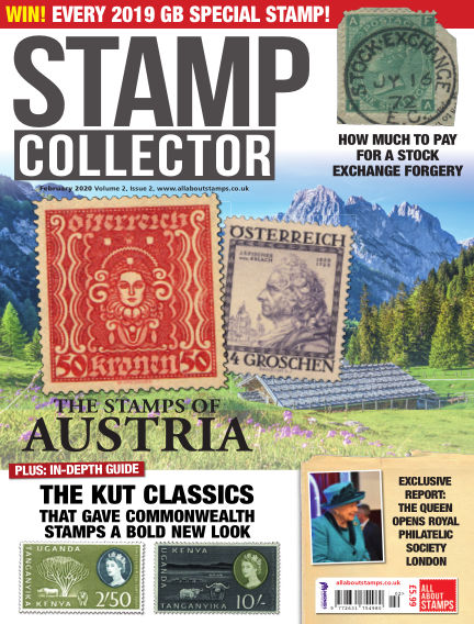 Stamp Collector January 10, 2020 00:00