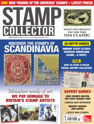 Stamp Collector MAR20