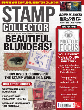 Stamp Collector APRIL20