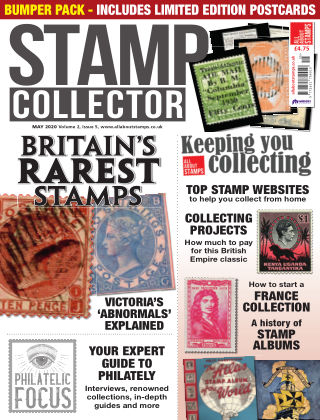 Stamp Collector MAY20