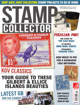 Stamp Collector JUNE2020