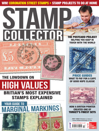 Stamp Collector JULY20
