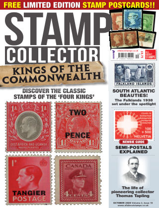 Stamp Collector October 2020