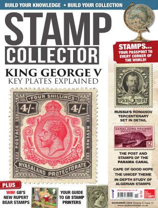 Stamp Collector November 2020