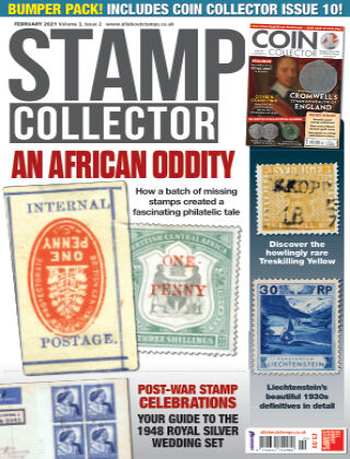 Stamp Collector February 2021
