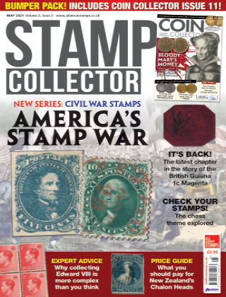 Stamp Collector May 2021