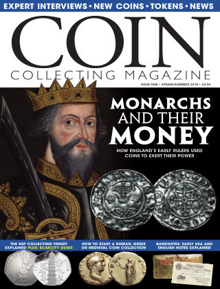 Coin Collector Issue 1
