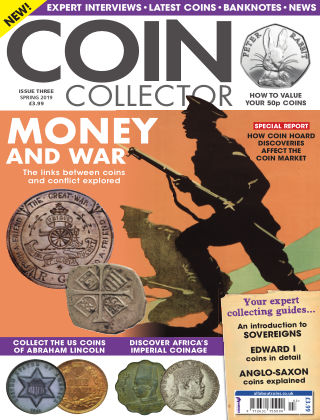 Coin Collector Issue 3