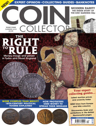 Coin Collector Issue 4