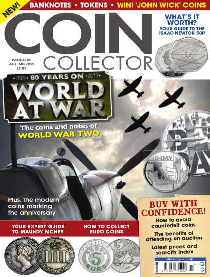 Coin Collector July 12, 2019 00:00