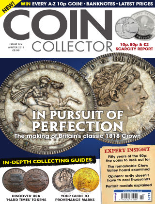 Coin Collector Issue 6
