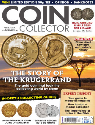 Coin Collector Issue 7