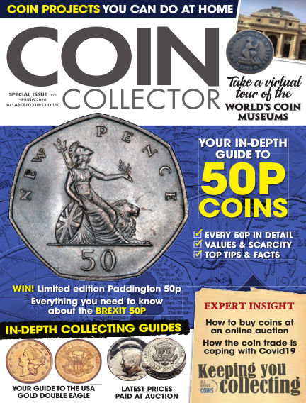 Coin Collector May 13, 2020 00:00