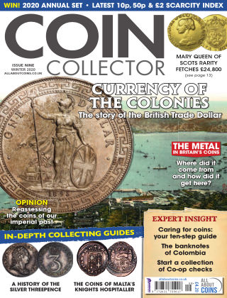 Coin Collector Issue 9