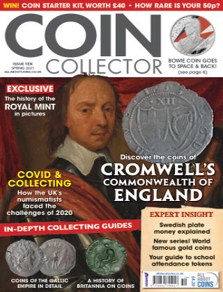 Coin Collector Issue 10