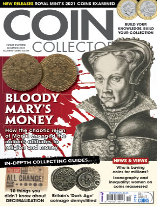 Coin Collector Issue 11
